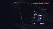 کلیپ درگ خیابانی Mercedes E63 AMG vs BMW M6