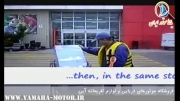 آموزش نصب موتور قایق برقی برای قایق بادی