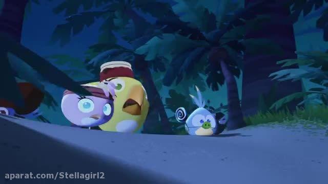 یزن دوم انیمیشن angry bird stella قسمت سوم