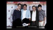 حضور سامان جلیلی در کنسرت روز ۲۹ مرداد حمید عسکری