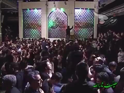حاج محمود کریمی - شب دوم فاطمیه دوم اسفند 93 - زمینه