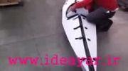 قایق پلاستیكی تاشو