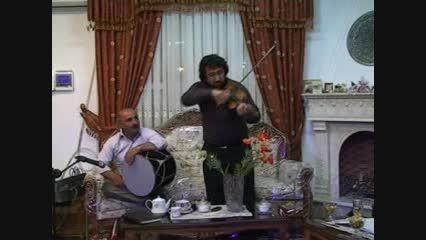 آهنگ ترکی خراسان بی کلام-بابک اخلاقی-مراد منصوری