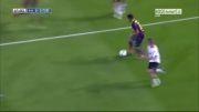 والنسیا 0 - 3 بارسلونا   گل مسی