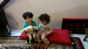 احیای نوزاد.توسط کودک-