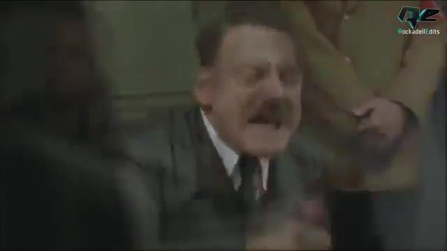 هیتلر  اهنگ میخونه؟  :/