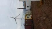 اولین توربین بادی ایران