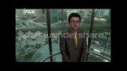 فوق العاده خنده دار-ترس ازآسانسورامین حیایی درساخت ایران