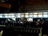 درگیری هواداران استقلال و تراکتور در مترو کرج بعد از برد 2 1تراکتور
