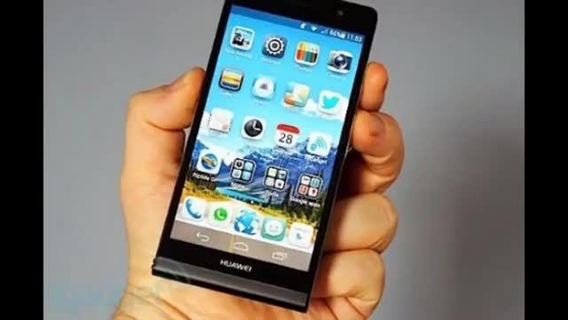 بررسی گوشی Huawei Ascend P8