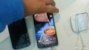 note 3 vs galaxy S4 مقایسه سایز گوشی