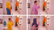 آگهی تلویزیونی شامپو صورت و بدن گلرنگ