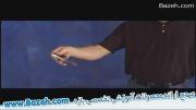 آموزش حرکات چاقوی بالیسانگ - چاقوی پروانه ای