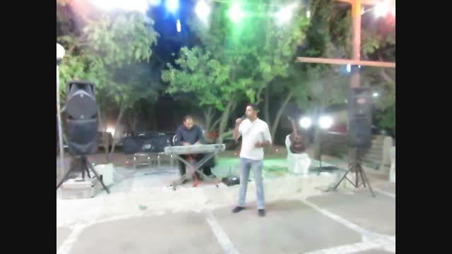اجرای ساعد رمضان نژاد ، mj( آهنگ حس آرامش )