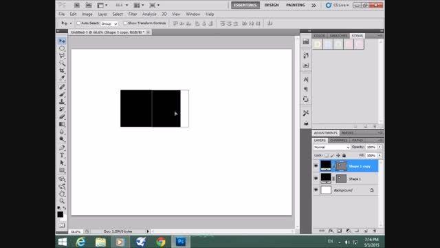 ساده ترین روش طراحی لوگوی Windows 8