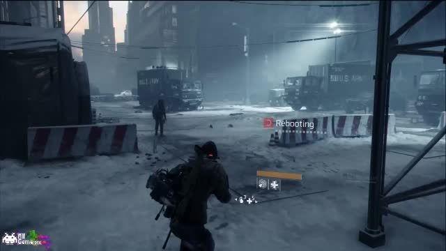 E3: گیم پلی بازی فوق العاده The Division از سایت آل گیم