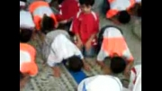 نماز خواندن کلاس اولی ها (آخر خنده!!!)