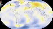 خلاصه از 60 سال از تغییر آب و هوا در 15 ثانیه