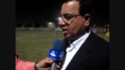 گفت و گو با مدیرتیم فوتبال شهرداری در خصوص مدرسه فوتبال