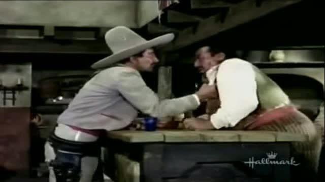 صحنه ای دوبله شده از سریال قدیمی چاپارال - 1967 - 1971