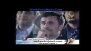 جشن استقبال از احمدی نژاد در لبنان