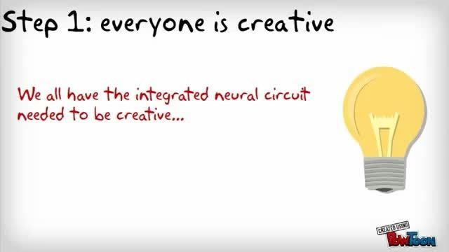 چه چیزی خلاقیت شما را افزایش میدهد؟