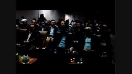 واکنش عراقی ها به شعرخوانی عربی مقام معظم رهبری /وطن 98