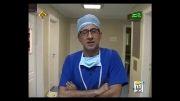 انجام عمل جراحی از شکاف های کوچک