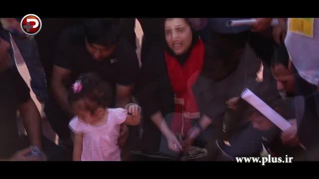ضجه های همسر هادی نوروزی پیش چشم همبازیانش+گزارش