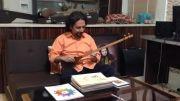 اجرای زنده قطعه امیری مازندرانی توسط انوش جهانشاهی نوروز 93