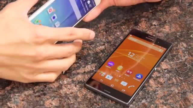 Samsung Galaxy S6 vs Sony Xperia Z3 _Full comparison