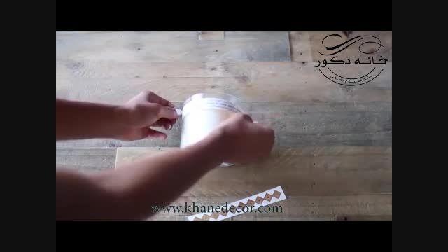 ساخت یک آباژور ساده