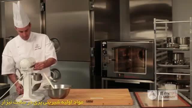 طرز تهیه کیک توت فرنگی فرانسوی