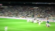 گل اتلتیکو مادرید در بازی سوپر جام