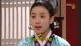 دونگ یی )..افسر دادگستری (امپراتور)خواب دیده پونگسان(دونگ یی)حامله است