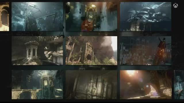 Rise of the Tomb Raider - Actual tomb raiding trailer