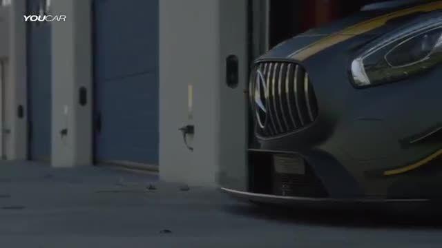 مرسدس بنز AMG GT3 - اولین رانندگی