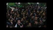 زمینه شب عاشورا محرم 93 (چیذر) - حاج محمود کریمی