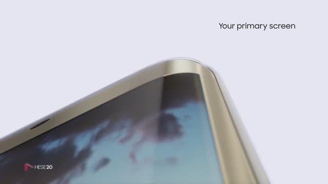 معرفی رسمی گوشی Samsung Galaxy S6 Edge Plus