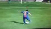 حرکات موزون مسی  Messi