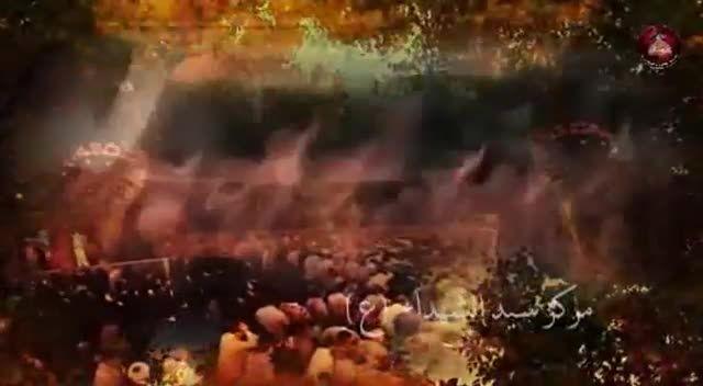 ذکر حضرت علی(ع) با نوای حاج حسین سیب سرخی