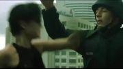 سکانسی به یادماندنی از فیلم محبوب The Matrix