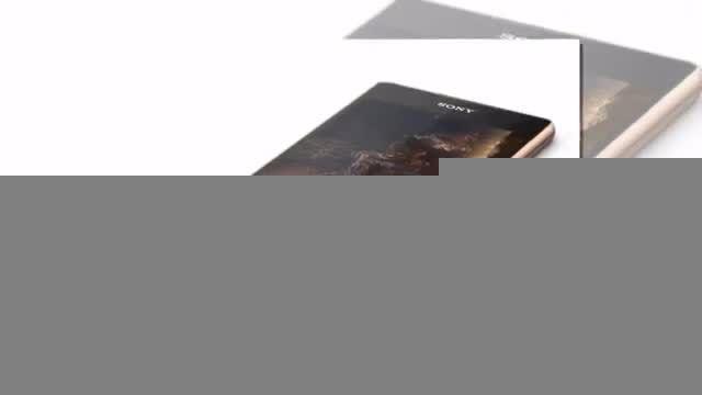 جدیدترین گوشی سونی اکسپریا زد 3 پلاس زیباترین گوشی سونی