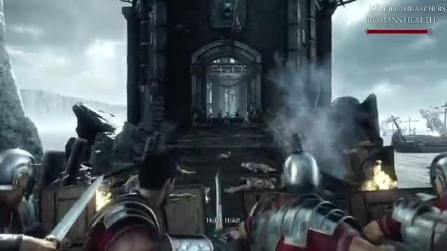 Ryse Son of Rome Gameplay Walkthrough Part 4