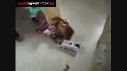 نوزادان بسیار بسیار خنده دار