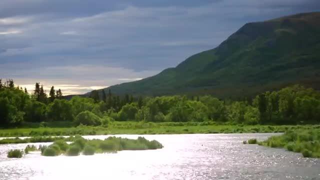 ♥ ویدیویی فوق العاده از طبیعت بسیار زیبای آلاسکا ♥