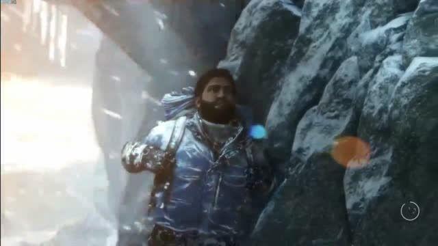 E3 2015: تریلر از گیم پلی Rise of the Tomb Raider