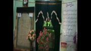 نمایی داخلی از حرم مطهر امامزاده امیر عبدالله شهرخنجین