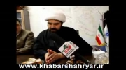 حجت الاسلام والمسلمین مرتضی اشراقی( نوه حضرت امام خمینی(ره)