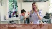 آموزش تهیه دسر بستنی موزی شکلاتی !!!